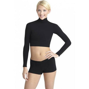 Tops - Turtleneck Long-Sleeve Top - Adult