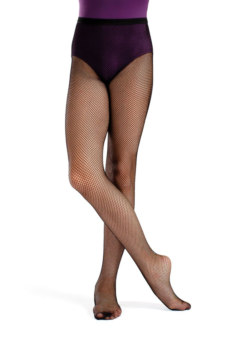 Seamless Fishnet Tights - Child