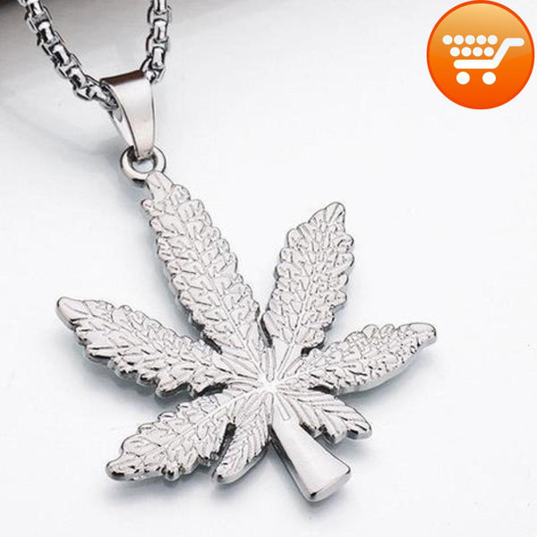 Herb Pendant Necklace