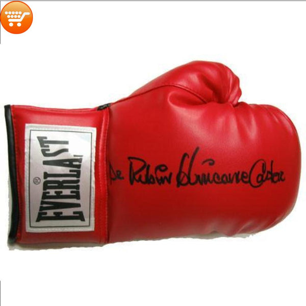 Hurricane Carter Boxing Gloves