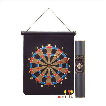 Fun Magnetic Dart Board - Bargain Love