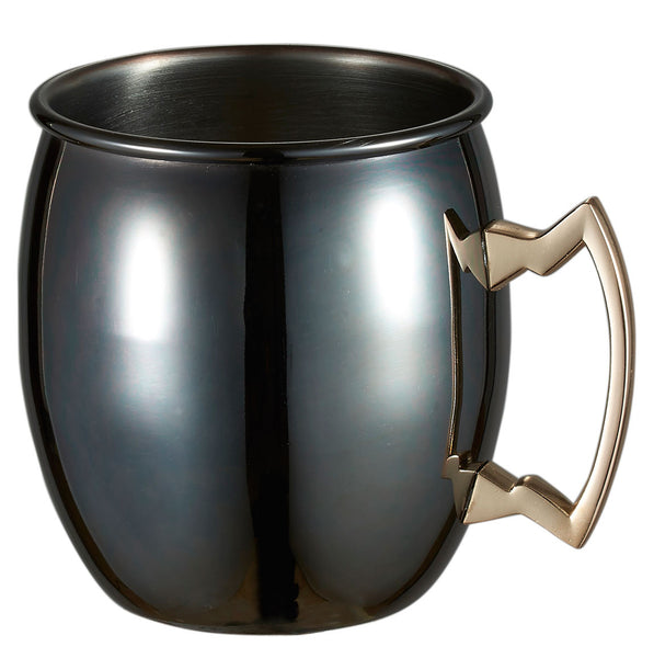 Kremlin Gun Metal Finish Moscow Mule Mug - 20 Ounce - Bargain Love