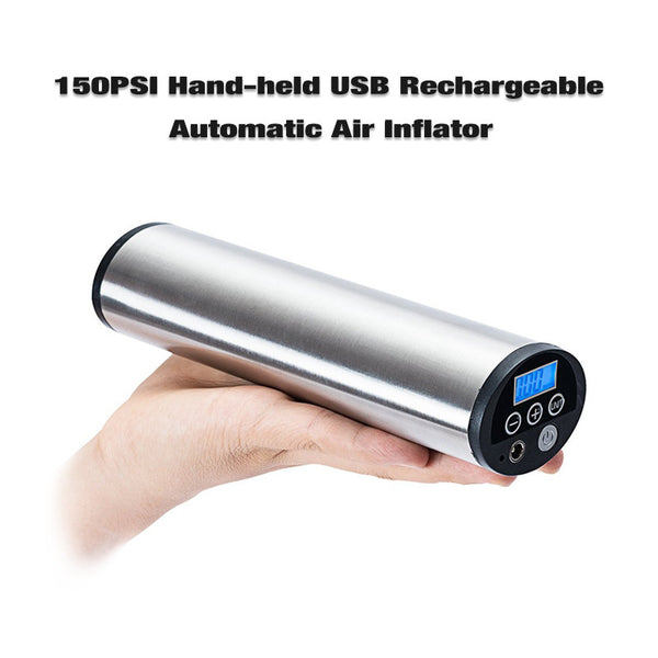 Automatic Smart Portable Air Pump - Bargain Love