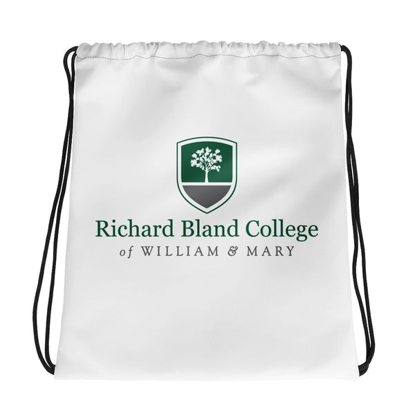 Richard Bland College Drawstring Bag