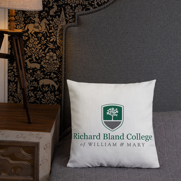 Richard Bland College Premium Pillow