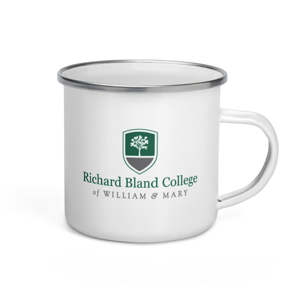 Richard Bland College Enamel Mug