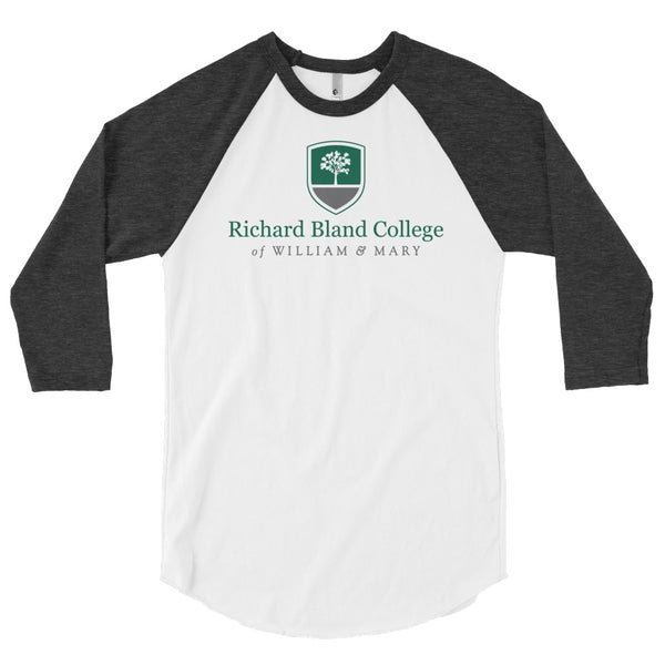 Men's Richard Bland College 3/4 Sleeve Raglan Shirt