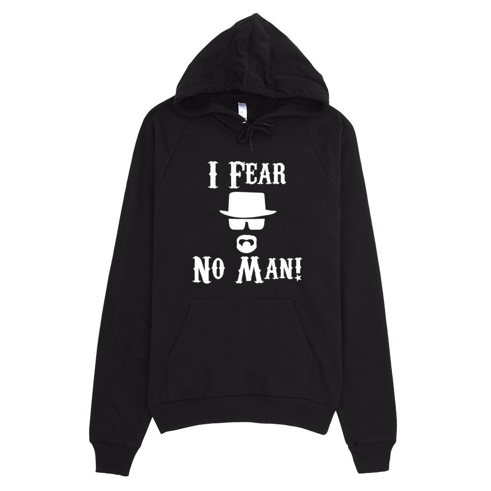 """I Fear No Man"" Hoodie - Bargain Love"
