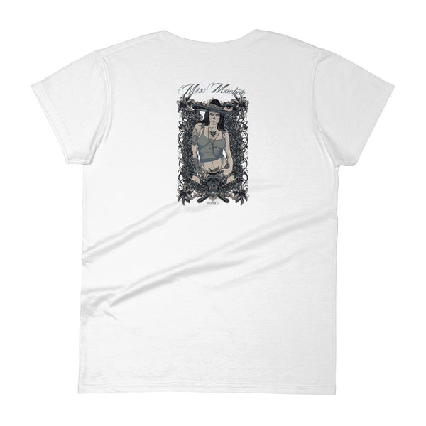 Miss Machete - Women's short sleeve t-shirt