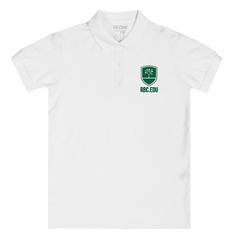 Women's Richard Bland College Embroidered Polo Shirt
