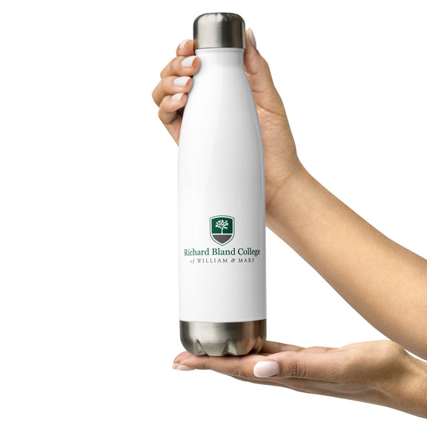 Richard Bland College Stainless Steel Water Bottle - NEW PRODUCT!
