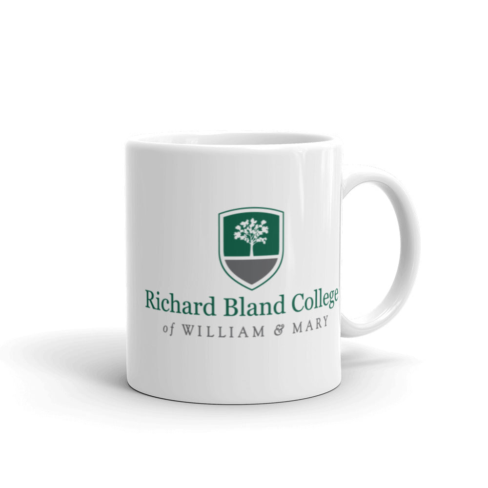 Glossy Richard Bland College Mug - 11 Oz