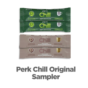 Perk Chill Original Sampler 4 Sticks