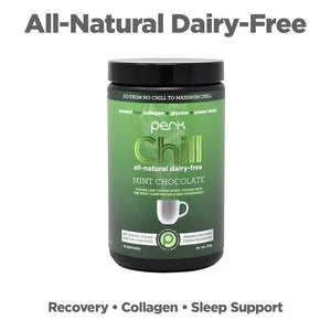 Chill All Natural Dairy* Free Mint Chocolate (18 Servings)