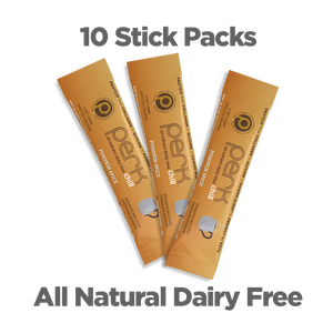 Perk Chill All Natural Dairy Free Pumpkin Spice — 10 Stick Packs
