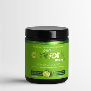 Do Work BCAA+ All Natural Mojito Lime Creme (20 servings)