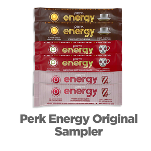 Perk Energy Original Sampler 6 Sticks