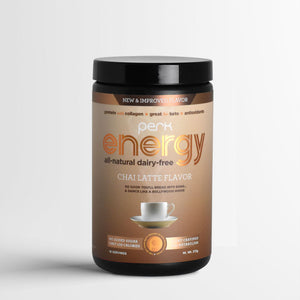 Energy All-Natural Dairy-Free* Chai Latte (18 servings)