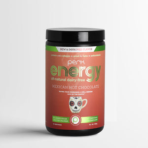 Energy All-Natural Dairy-Free* Mexican Hot Chocolate (18 servings)