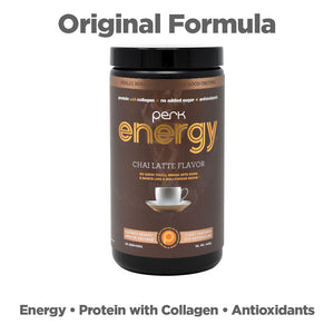 Energy Original Chai Latte (20 servings)
