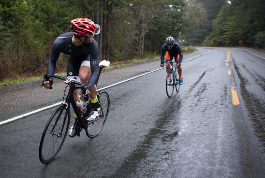 8 Tips for Riding in Wet Conditions