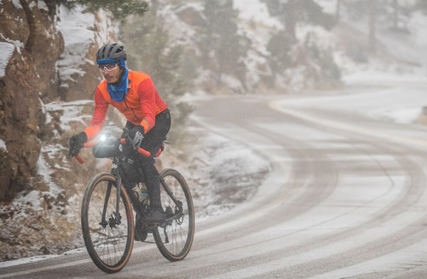 Winter Cycling: 6 Things to Keep in Mind