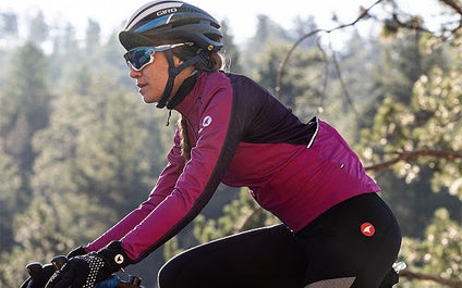 Women's Alpine Cycling Jacket
