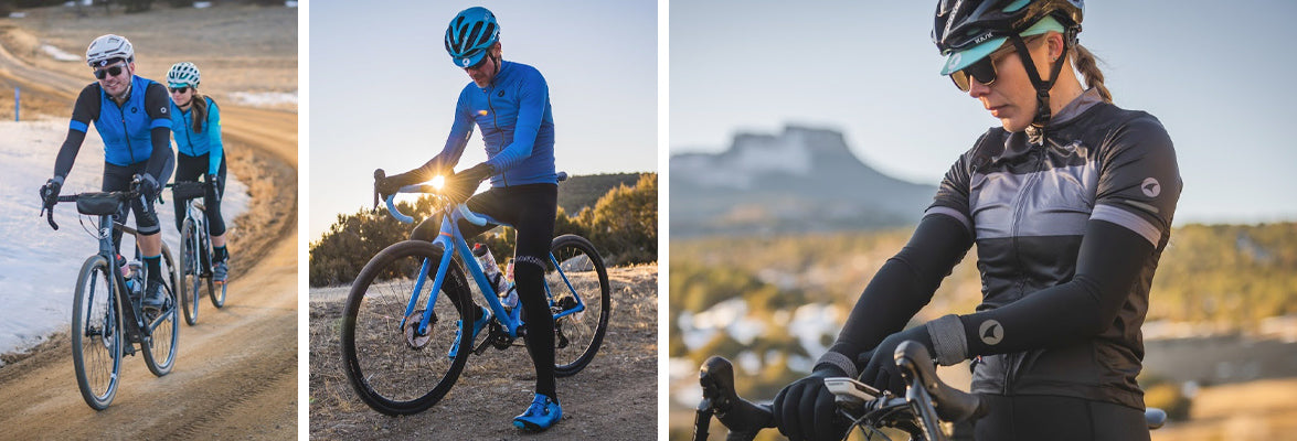 Cool Weather Cycling Clothing