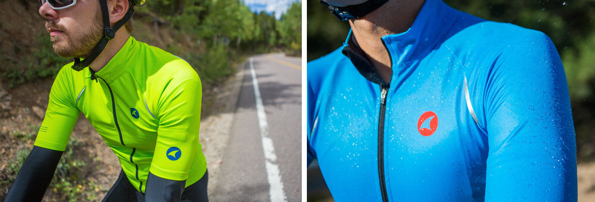 Storm+ Wet Cool Weather Cycling Clothing