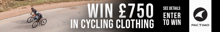 Win £750 in Cycling Clothing