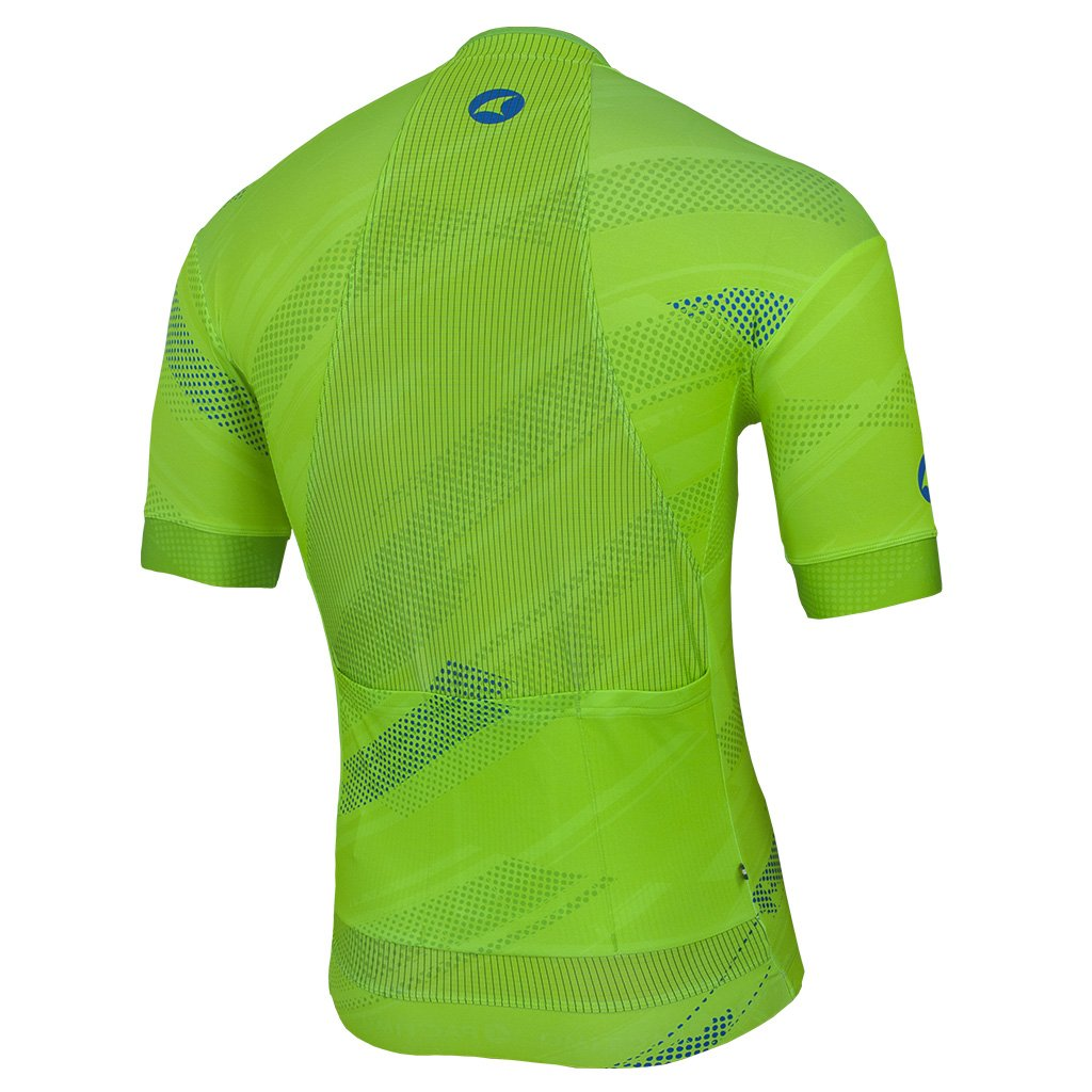 Aerodynamic Fitting Summit Trace Jersey for Men - Pactimo 45741f7cf