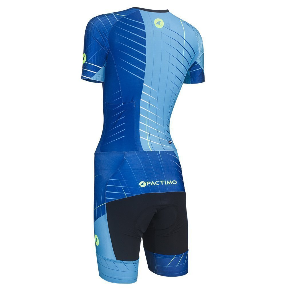 3ae802380 Ascent 3.0 Skinsuit- Women s - Teal ...