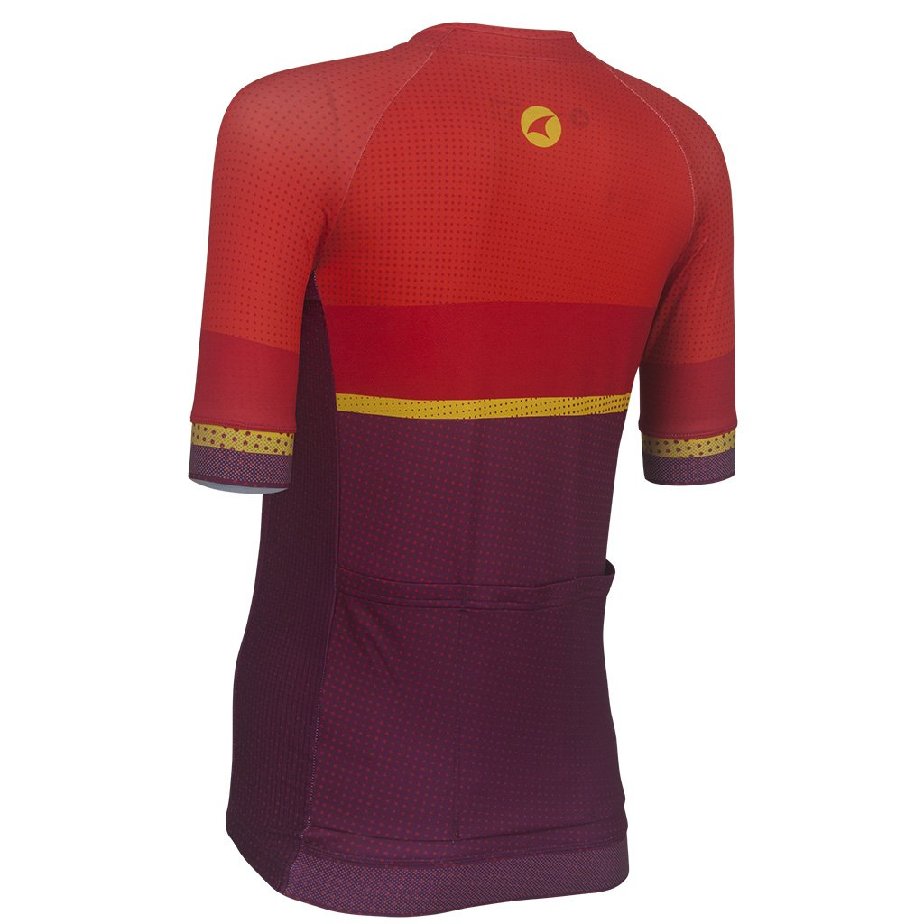 91c529e07 ... Reflective Cycling Jersey for Women - Mesa ...