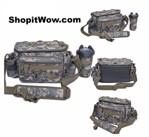 Premium Double Layer Fishing and Hunting Bags from ShopitWow.com