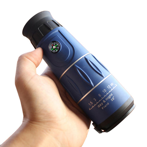 Monocular Telescope FMC 26x52 Portable Handheld Sportsmans Gear at ShopitWow.com