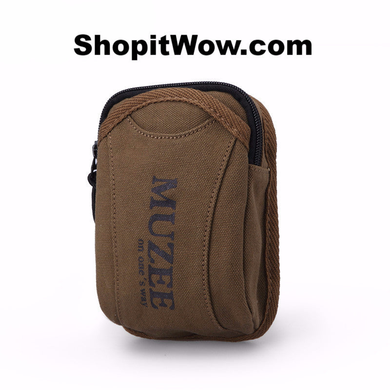 Canvas Bags Joggers Arm Style Sport Case at ShopitWow.com