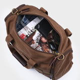 Travel Bags Large Capacity Hand Luggage Travel Duffle Bag HD Canvas Made. buy it at ShopitWow.com