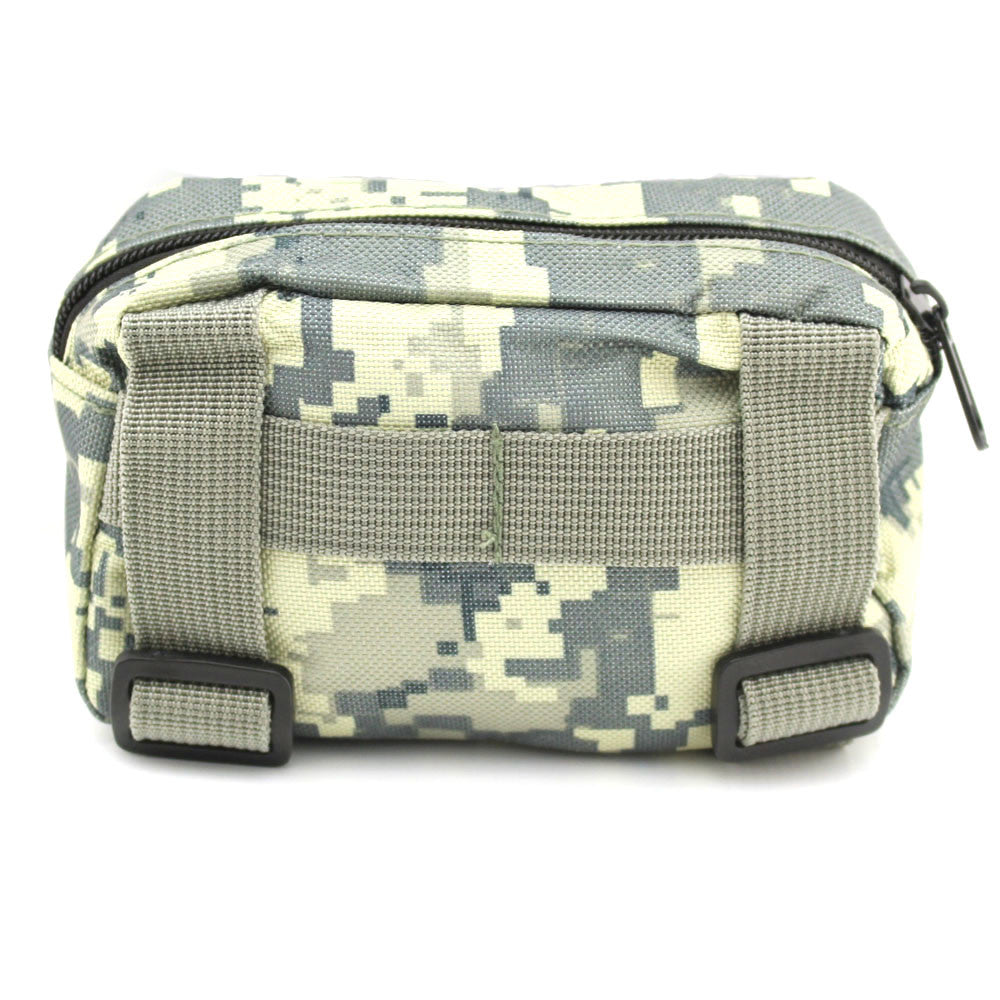 Mini Utility Field Waist Bags Camo Colors For Hiking, Hunting, Fishing