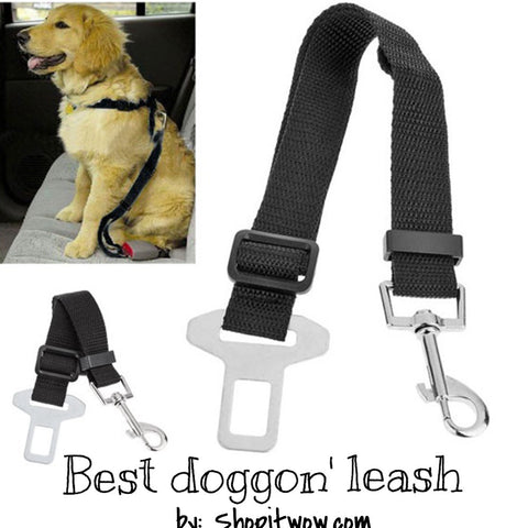 Best Doggon Leash | Dog Leash Safety Belt and Clip - ShopitWow Store