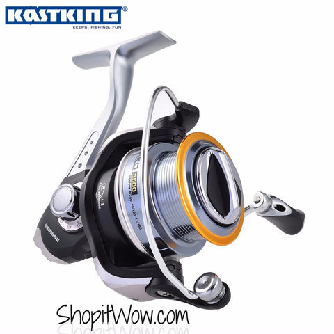 MAKO3500 Super KastKing Metal Spinning Fishing Reel. - ShopitWow Store