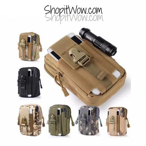 Fanny Pack Smart Phone Molle Gear - ShopitWow Store