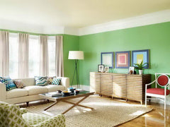 Color Harmony Interior Decor
