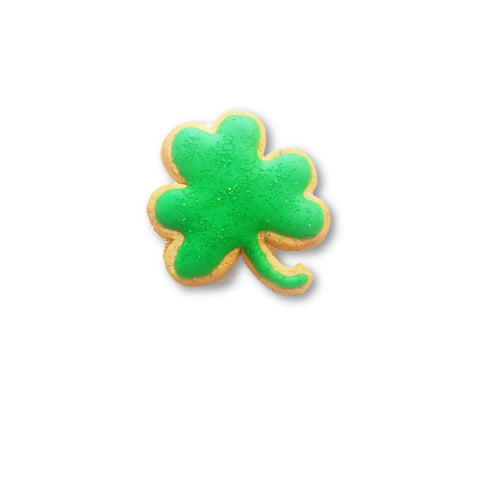 Scented Lucky Shamrock Sugar Cookie Pin (wholesale)