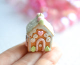 Scented Sugar Cookie House Ornament (wholesale)