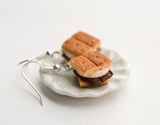 Scented S'more Earrings
