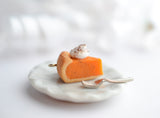 Scented Pumpkin Pie Charm