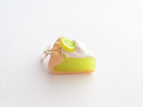 Key Lime Pie Charm