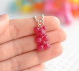 Scented Gummy Bear Necklace (wholesale)