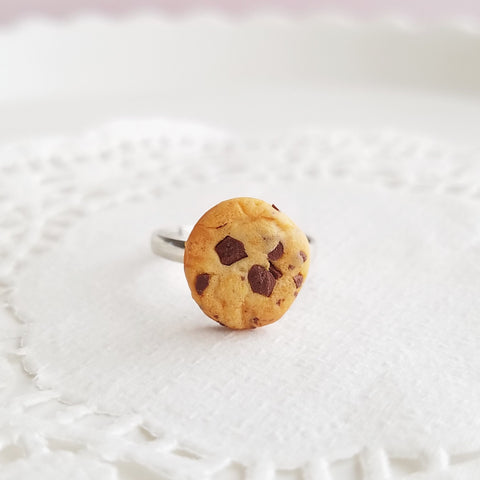 Scented Chocolate Chip Cookie Ring