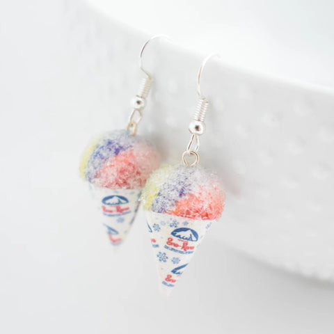Scented Sno Cone Earrings